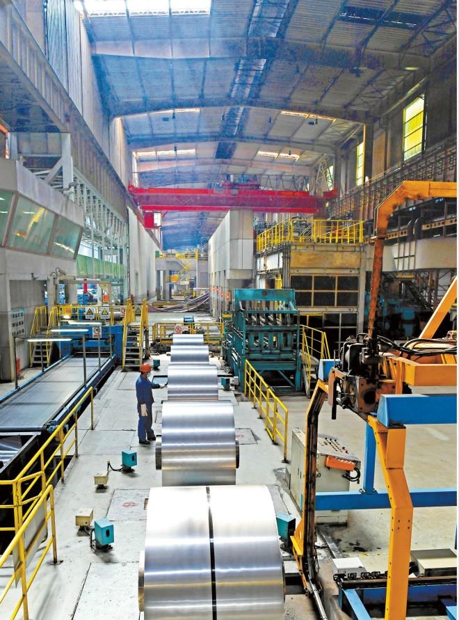 """太钢研发无取向硅钢 开启""""新能源""""时代"""