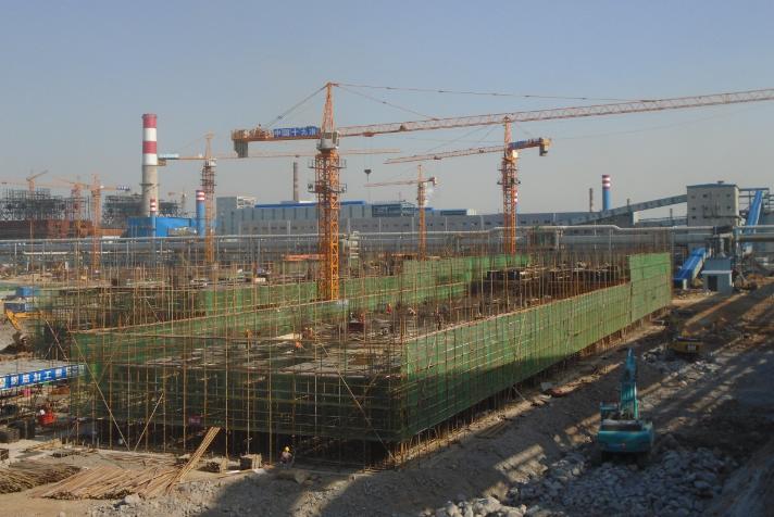 展现国企担当 中国十九冶助力莱钢新旧动能转换
